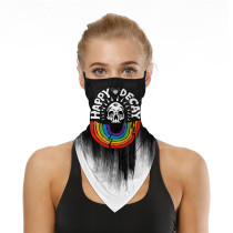 Multi Fashion Casual Print Face Protection