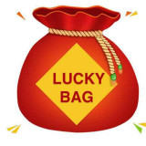 Lucky Bag: Random Style&size Of Clothes Inside