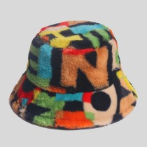 colour Fashion Casual Print Hats