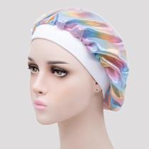 Colour Casual Living Print Split Joint Hat