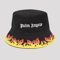 Black Fashion Casual Letter Embroidery Printing Hat