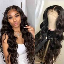 Black Fashion Casual Curly Wigs