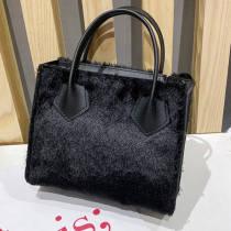 Black Fashion Casual Solid Patchwork Crossbody Bag