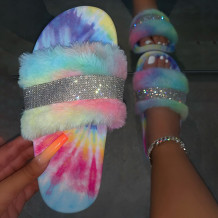 Colour Daily Hollowed Out Opend Shoes