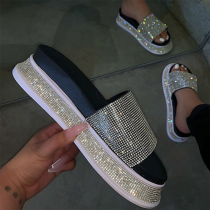 Silver Casual Street Split Joint Opend Out Door Shoes
