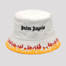White Fashion Casual Letter Embroidery Printing Hat