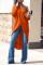 Fashion Irregular Oblique Shoulder Stepped Hem Dress