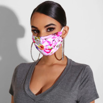 Pink Casual Basic Dustproof Face Protection