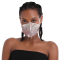 Colorful Fashion Casual Print Face Protection