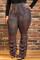 Multicolor Fashion Plus Size Casual Pants