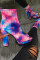 Colour Sexy Fish Mouth Shoes