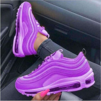 Purple Fashion Casual Out Door Sports Shoes