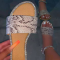 Snake Print Casual Street Split Joint Opend Comfortable Out Door Shoes