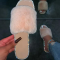 Apricot Casual Street Hollowed Out Split Joint Hot Drill Opend Comfortable Out Door Shoes