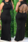 Black Casual Solid Backless Half A Turtleneck Straight Dresses