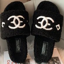 Black Fashion  Simplicity Split Joint Opend Comfortable Shoes