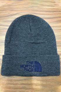 Dark Gray Fashion Street Embroidery Split Joint Hat