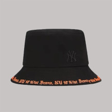 Black Fashion Casual Letter Embroidered Hat