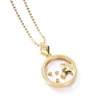 Taurus Fashion Solid Zodiac Necklace