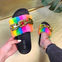 Black Fashion Casual Split Joint Comfortable Shoes