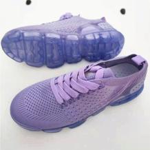 Purple Street Sportswear Split Joint Closed Sport Running Shoes