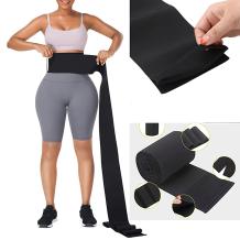 Black Sportswear Daily Solid Split Joint Belts