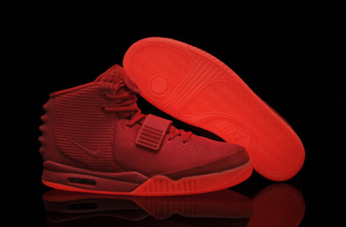 Nike Air Yeezy 2 Red October 508214-660(SP batch)