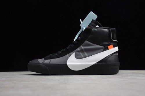 Nike Blazer Mid Off-White Grim Reaper AA3832-001