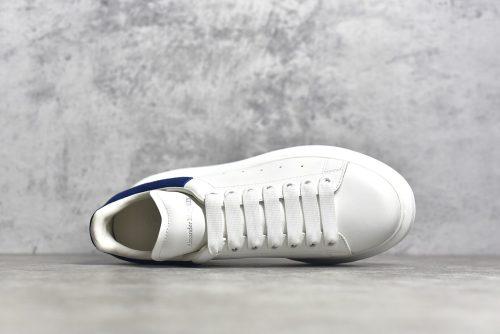 Alexander McQueen sole sneakers Blue(SP batch)