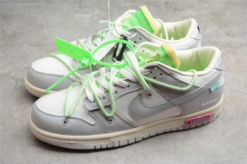 "Off-White x Nike SB Dunk Low ""The 50""   DM1602-122(SP batch)"