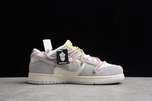 "Off-White x Nike SB Dunk Low ""The 50""   EM1602-113(SP batch)"