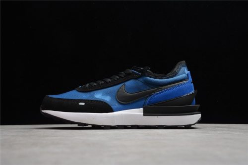 Sacai x Nike LVD Waffle Blue White Black Shoes BV0073-002