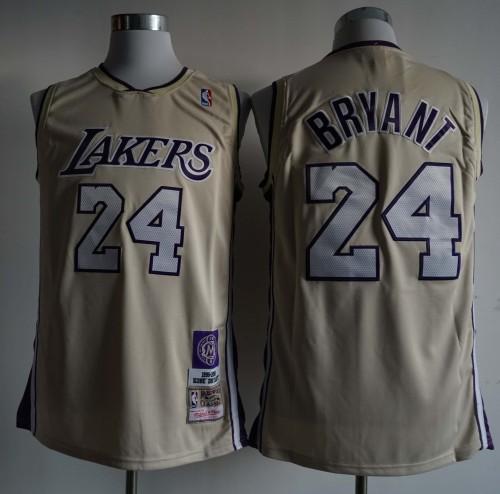 NIKE Jersey Lakers  NO.24 White
