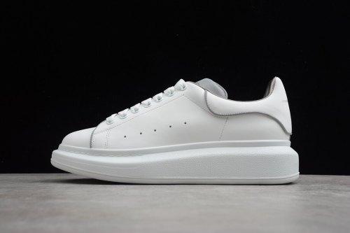 Alexander McQueen sole sneakers White Gray(SP batch)