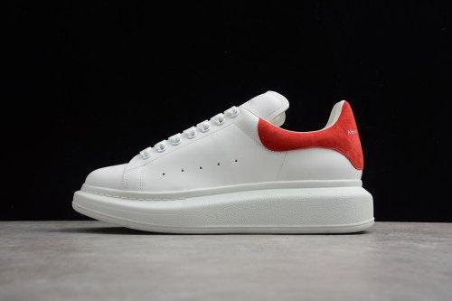 Alexander McQueen sole sneakers red(SP batch)