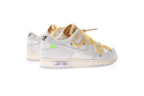 OFF WHITE x Nike Dunk SB Low The 50 NO.39   DJ0950-109(SP batch)