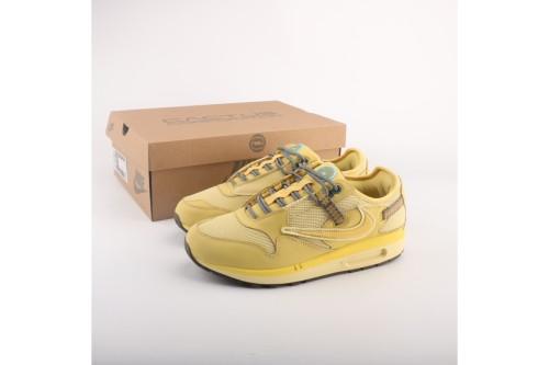 "Travis scott x Nike air max 1"" wheatlemon"" D09392-700 (SP batch)"