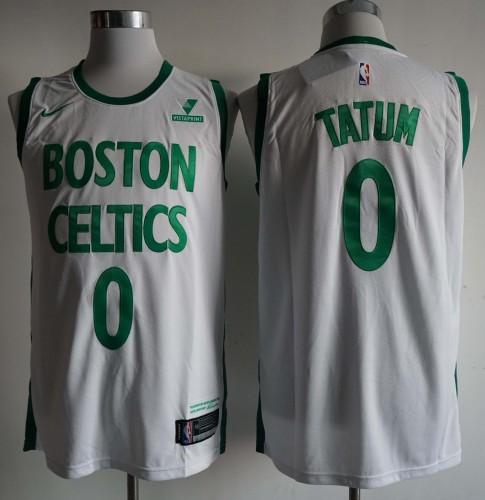 NBA NIKE Jersey Bostonceltlcs NO.0 White