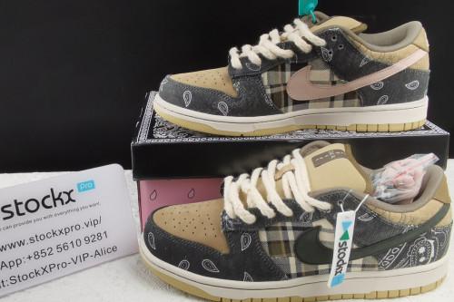 Nike SB Dunk Low Travis Scott (Regular Box) CT5053-001