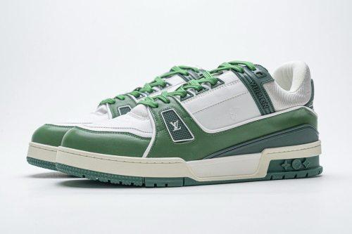 Louis Vuitton 20ss Trainer Green(SP batch)