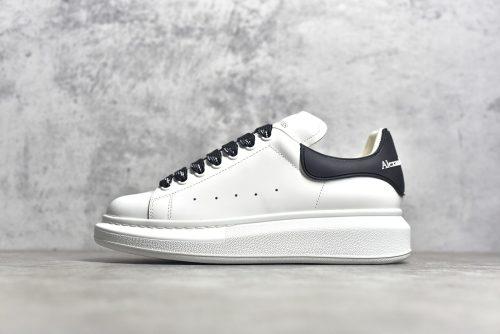 Alexander McQueen sole sneakers Black glue(SP batch)