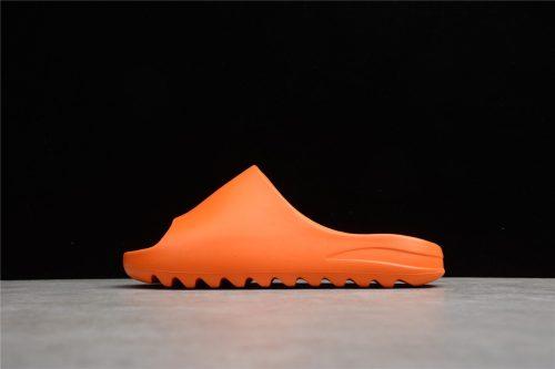 (Free Shipping) Yeezy Slide Enflame Orange GZ0953