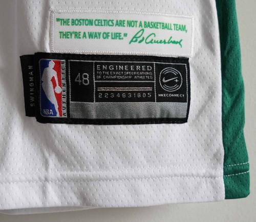 NBA NIKE Jersey Bostonceltlcs NO.8 White