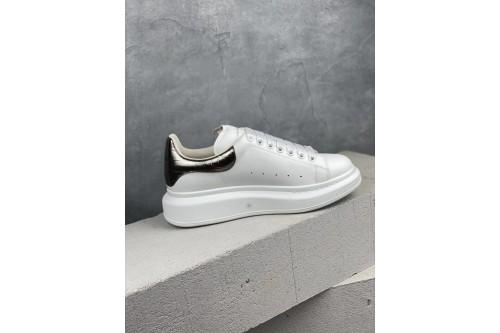 Alexander McQueen sole sneakers Metallic stone(SP batch)