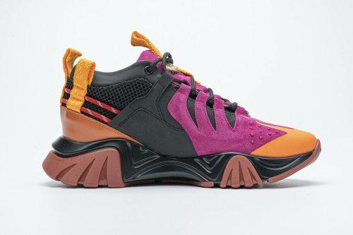 Versace TRIGRECA Jogging Charcoal Pink(SP batch)