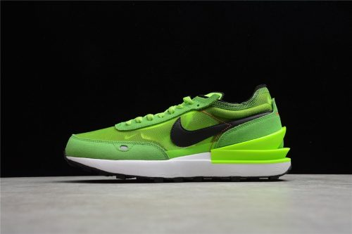 Sacai x Nike LVD Waffle Green White Black Shoes BV0073-001