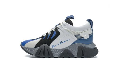Versace TRIGRECA Jogging White Black Blue(SP batch)