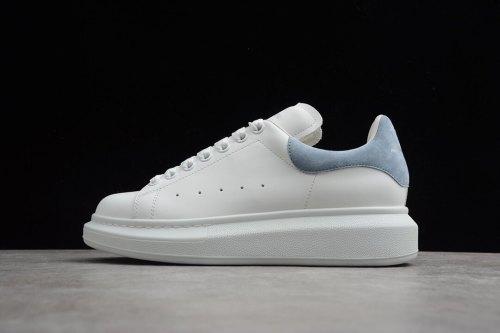 Alexander McQueen sole sneakers White Dream Blue(SP batch)