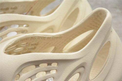 "(Free Shipping)Yeezy Foam Runner "" Sand "" FY4567"