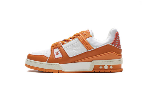 Louis Vuitton 20ss Trainer Orange(SP batch)